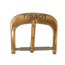 Tissot PVD Dornschließe 18mm für diverse Bänder T640033322