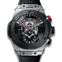 Hublot Big Bang 45 mm Unico Bi-Retrograde Chrono  Titanium...