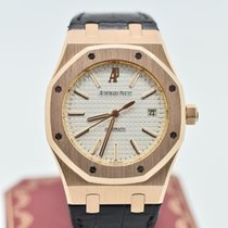 Audemars Piguet Royal Oak        15300or White   18k       ...