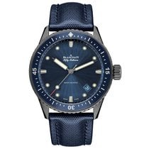 Blancpain Fifty Fathoms Bathyscaphe 5000-0240-O52A