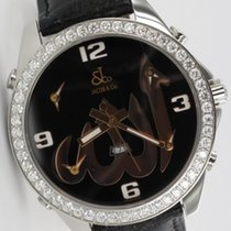 Jacob & Co. . Five Time Zone Allah Arab Diamant-Lünette...