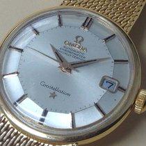 Omega Constelation Automatic Chronometer 18k Gold