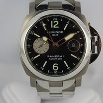 Panerai LUMINOR 44MM AC.TI GMT