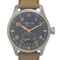 Alpina Startimer Pilot Big Date Quartz Men's Watch – AL-280BGR4S6