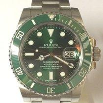 Rolex Submariner Date grün - HULK