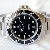 Rolex Submariner No Date 14060M - Fat Four 2 Liner - Mint...