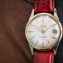 Omega Constellation Calendar 14k Gold Automatic Vintage