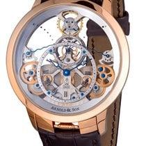 Arnold & Son Instrument Collection Time Pyramid 1TPAR.S01A...