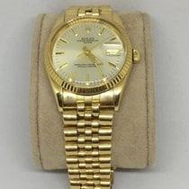 Rolex Oyster Perpetual Date 18k Gold