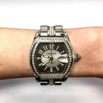 Cartier Roadster Stainless Steel Automatic Men's Watch W/...