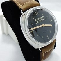 Panerai Radiomir S.l.c 3 Days Limited Edition Black Dial Box...