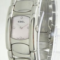 "Ebel ""Beluga"" Watch Mother of Pearl & Diamond Dial..."