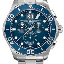 TAG Heuer Aquaracer Quarz Chronograph  CAN1011.BA0821