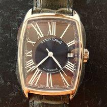 Louis Erard 1931 Tonneau Automatik Herren Armbanduhr OVP Neu...