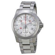 Longines Men's L37004766 Sport Conquest Watch