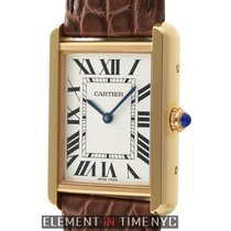 Cartier Tank Collection Tank Solo 18k Rose Gold Large 27mm...