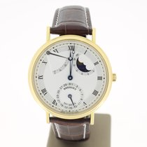 Breguet Power Reserve MoonPhase 18KYellowGold  Automatic ...
