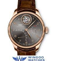 IWC - PORTOGHESE TOURBILLON MYSTERE RETROGRADE Ref. IW504602