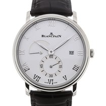 Blancpain Villeret 40 Hand Wound Power Reserve