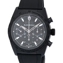 Tudor Fastrider Black Shield Chronograph Automatic Men's Watch...