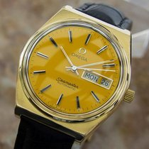 Omega Seamaster Mens 1970 Gold Plated Calibre 1022 Vintage...