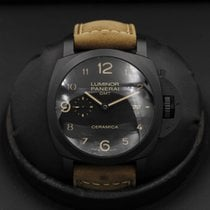 Panerai Luminor 1950, Gmt, 3 Day Automatic, Ceramica Pam 441...