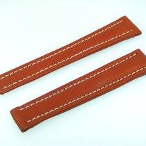 Breitling Band 16mm Kalb Braun Brown Marron Calf Strap Für...