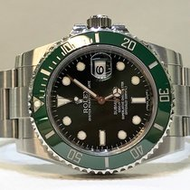Rolex Submariner Date - Hulk - Perfect Condition -