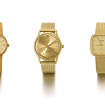 Longines | Three Yellow Gold Bracelet Watches Circa 1975