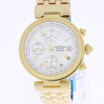 Jacques Lemans Geneve Automatic Chronograph 7750 gold plated...