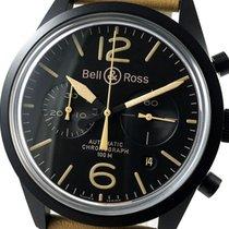 Bell & Ross BELL&ROSS Aviation Type VINTAGE BR126-94-S...
