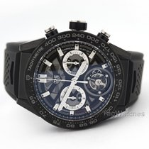 TAG Heuer 02 T COSC Tourbillon New Carbon Edition