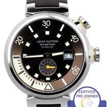 Louis Vuitton Tambour Diving Watch 300M Brown 44mm Q103...