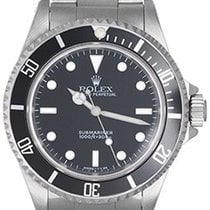 Rolex Submariner Stainless Steel Men's (No-Date) Watch 14060