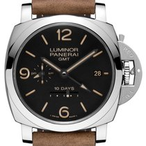 Panerai Luminor 1950 10 Days GMT Automatic (New Fullset)