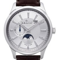 ゼニス (Zenith) Captain Moonphase