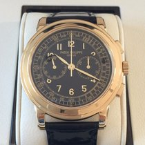 Patek Philippe Chronograph 18K Solid Yellow Gold