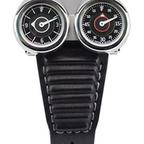 Azimuth Twin Turbo Mechanical Watch Racing Car Theme 2 Time...
