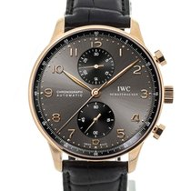 IWC Portugieser Chronograph Red Gold