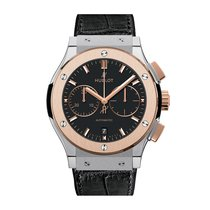 Hublot Classic Fusion 33mm Automatic Titanium and 18K King...