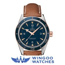 Omega - SEAMASTER 300 MASTER CO-AXIAL 41 MM Ref. 233.62.41.21....