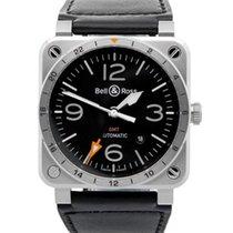 ベルアンドロス (Bell & Ross) BR 03-93 GMT
