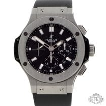 Hublot Big Bang Steel Evolution | 44mm 301 Large Size Chronograph