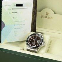 "Rolex Submariner 16610 Black Box & Papers 2005 ""No..."