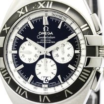 Omega Polished Omega Constellation Double Eagle Chronograph...