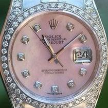 Rolex Steel Ladies Mens 36mm Datejust Watch Box & Paper...