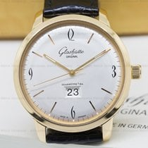 Glashütte Original 39-47-01-02-04 Senator Sixties Panorama...