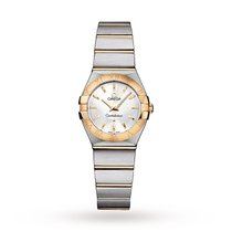 Omega Constellation Ladies Watch 123.20.24.60.02.002
