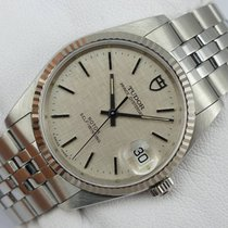 Tudor Prince Oysterdate - 74034 - Linen Dial - aus 1996