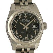 Rolex Datejust Lady Stahl Automatik Jubilé Armband 26mm...